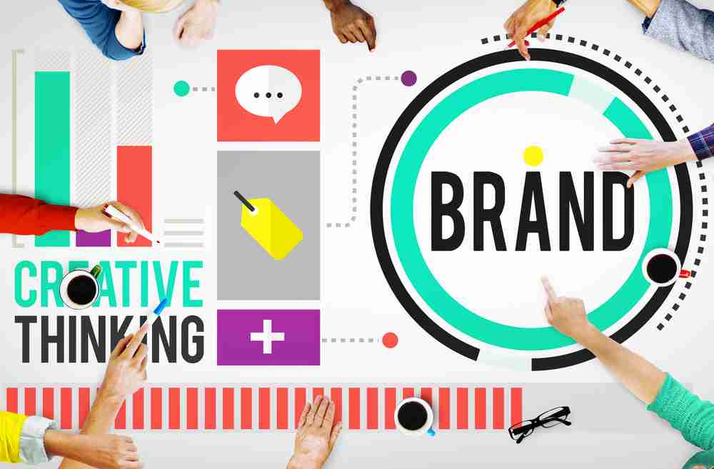 Graphic of Branding Marketing and Services